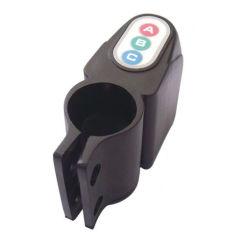 Allarme elettronico della bici della bicicletta della serratura della sirena di sicurezza di obbligazione antifurto di parola d'accesso