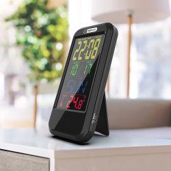 Spot LCD a colori schermo temperatura Calendario Display SNOOZE temperatura orologio Batteria