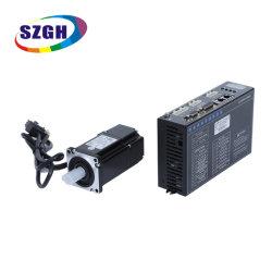 Kit de moteur 2500PPR 750W 220V et driver de contrôle de couple CNC Carte de contrôleur de fraisage de carte de routeur hybride USB