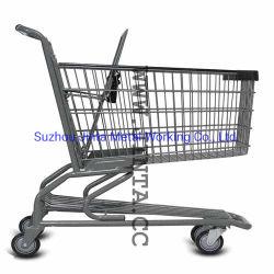 Ons het Boodschappenwagentje van de Supermarkt van de Stijl met de Certificatie van Ce