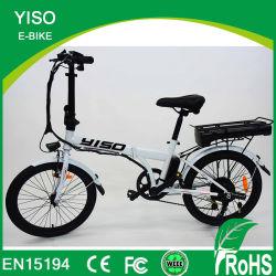Neue Produkte Yiso Lithium-Batterie, die Minikind-Pedal-Fahrrad faltet