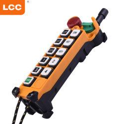 F24-10s kabeltas voor afstandsbediening van elektrische hefinrichting met radiokraan
