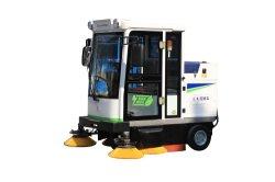 180L CE 산업용 스위핑 공구 크리닝 머신 전기 도로/스트리트 Sweeper