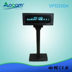 VFD220A Factory Best Price VFD LED POS Pole Customer Display