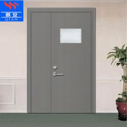 60 Minute-Ausgangs-Emergency Metall-UL-Feuer-Beweis-Hitzebeständigkeit-Stahl-Tür