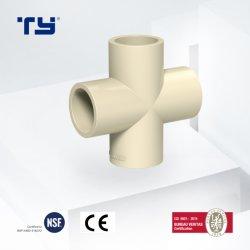 Les systèmes de tuyauterie CPVC Raccords de tube du tuyau de pression contre DTS11 (ASTM 2846)