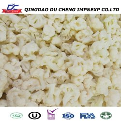 IQF einfrierender Nahrungsmittelgemüse gefrorener Blumenkohl