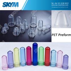 100 % de matières premières nouvelles de l'eau Pet bouteille en plastique du tube de préformes PET