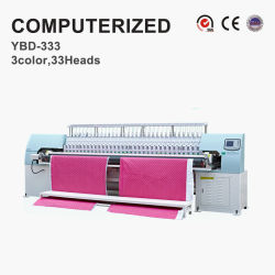 33 informatisé Chef Quilting Embroidery Machine