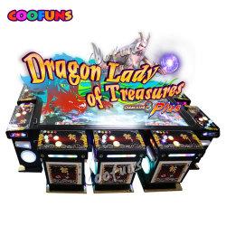 Especialidades de peixe pescado vídeo jogos de azar máquina de mesa para venda