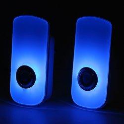 Lampe torche LED lumière de nuit le capteur de mouvement réduit la lumière 3-en-1