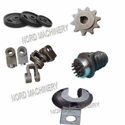 Piezas de fundición de hierro de fundición de espuma perdida