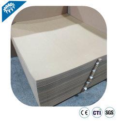 Feuille de glissement de papier imperméable au lieu de la palette