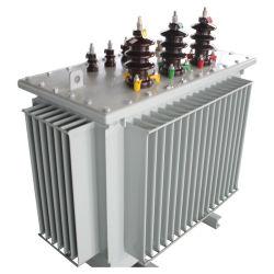 100kVA 125kVA 630kVA étape vers le bas des transformateurs de distribution de puissance d'Onan 11/433 Dyn11 Type d'huile (400, 250) kVA