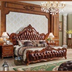 침실 가구, 골동품 더블 침대, 화장대, 가정용 가구