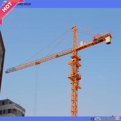 CE 認証取得の新タワークレーン Qtz80-6010