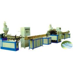 Renforcer la fibre en PVC flexible programmable de ligne de production