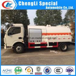 Dongfeng 5.5CBM ASME de remplissage de gaz de réservoir GPL CHARIOT DISTRIBUTEUR