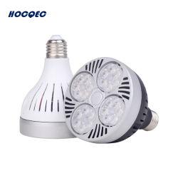 Экономия энергии PAR20 светодиодный светильник PAR30 дистрибьютором 7W 12W 35W 40Вт E27 PAR38 светодиодный индикатор