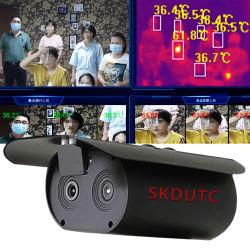 Sk-601dt Imageur thermique à l'Alarme Auto caméra Système de dépistage de la fièvre de la température corporelle anormale de capture de l'image en temps réel