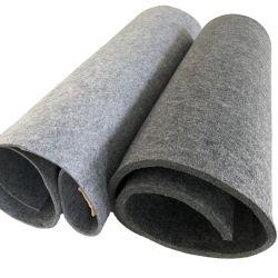 1-10mm 100% Polyester-nichtgewebte aufbereitete Haustier-Filz-Rolle