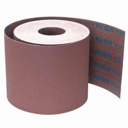 El óxido de aluminio tela esmeril rollo para el desbarbado