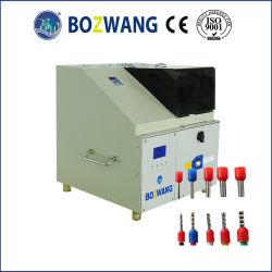 Bzw-F2.5+Zs Terminal Pre-Insulated Desvestido y engarzar la máquina