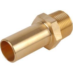 19mm 금관 악기 남여 Bsp NPT 스레드 유연한 호스 꼭지 접합기 이음쇠