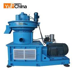 prensa de pellet biomasa con CE y ISO