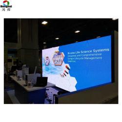 Parete dell'interno del comitato P4 LED di colore completo TV di RGB video (768*768 millimetri)