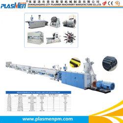 De HDPE tubo tubo de linha de extrusão/Extrusora de tubo tubo/Máquina de Fazer/Tubo Plástico máquina de extrusão