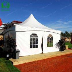 Os nossos eventos de Porta à prova de luxo em alumínio Retângulo Árabe Pagoda Parte tenda