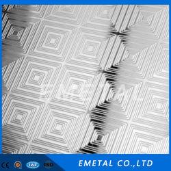 Inox冷たいRoleld AISIのSU 430 1 Kgあたり410 409 304 2b Baの終わりのステンレス鋼の版シートの価格