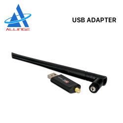 Scheda della rete wireless della ricevente del USB Wi-Fi del PC dell'antenna dell'adattatore del USB WiFi di alta qualità di Lyngou LG518 mini