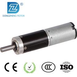 22mm Micro DC Motor eléctrico da Engrenagem da Transmissão Planetária