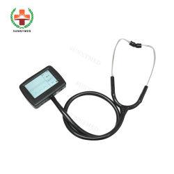 Sy-G009中国の安い視覚聴診器の電子聴診器