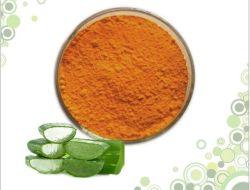 La mejor calidad para el extracto de Aloe Vera/ Aloe Emodina CAS: 481-72-1