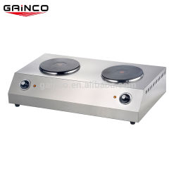 Brenner-Tisch-oberster elektrischer Ofen des Küche-Geräten-2/beweglicher elektrischer doppelter Brenner-heiße Platte