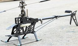 RC 먼 6CH 3D 450 직업적인 헬기 대 본체는 를 위한 Trex Heli를 맞춘다