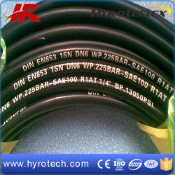 Flexible hydraulique de la Chine la norme DIN EN 853 1SN