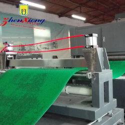 Tapete de grama de plástico /máquina de extrusão de grama de relva artificial