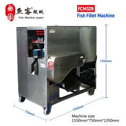 Filete de pescado automática Máquina de corte / Peces de la máquina de corte con CE