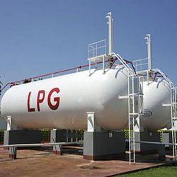 Erdöl-Gas LPG-Sammelbehälter der ASME/GB Propan-Tankstelle-20mm verflüssigtes der Stärken-70tons 150cbm