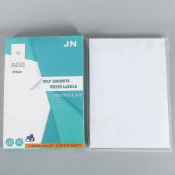 Contrassegno multiuso ad uso ufficio dei contrassegni stampabili di formato A4