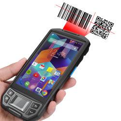 De androïde Collector van 7.1 Draagbare Wearable van de Streepjescode Gegevens van de Scanner PDA