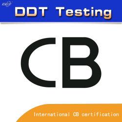 De van het CERTIFICATIE CITIZENS BAND van het Agentschap van het Rapport van de Test van het CITIZENS BAND Dienst