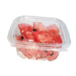 In het groot Plastic Clamshell die de Biologisch afbreekbare Beschikbare Containers van de Verbinding van het Voedsel Vacuüm verpakken