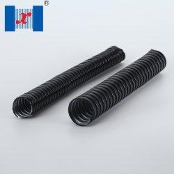 Hnx enduit de PVC souple en carton ondulé en métal galvanisé tuyau de conduit