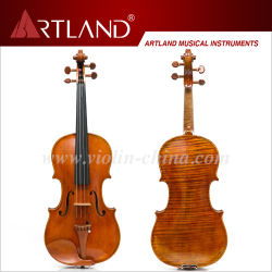 Stradivari 1715 vorbildliche Violinen-Solo Violinen-hoher Grad-Antike-Modell Violin-500