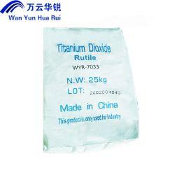 Wyr-7033 Dióxido de titânio com alta qualidade